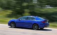 2018 acura tlx v 6 sh awd a spec test drive side and rear gallery photo 11 of 46