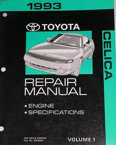 online service manuals 1994 toyota celica free book repair manuals 1990 1993 gen5 toyota celica bgb celicatech com