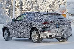 Urus By Another Name Audi SQ8 Breaks Free In Winter