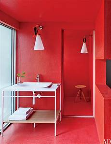 20 colorful bathroom design ideas that will inspire you to go bold photos architectural digest