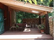 terrasse couverte bois veranda styledevie fr