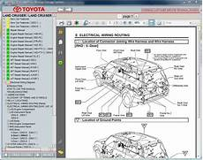 manual repair autos 2005 toyota land cruiser security system toyota land cruiser prado