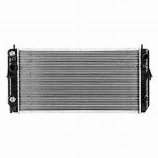 Replace 174 Cadillac Seville 2001 Engine Coolant Radiator