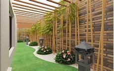Desain Taman Rumah Cluster Destaman