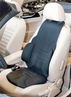 coussin soutien lombaire voiture adjust coussins lombaire et assise pour voiture coussin pour la r 233 duction du mal de dos en