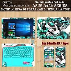 Jual Original Garskin Laptop Asus A442 Series