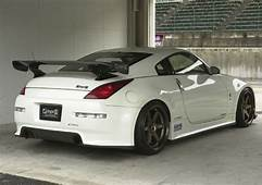 Ings N Spec Full Body Kit For Nissan 350Z Z33