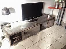 meuble tv atelier l atelier d orel meuble tv industriel