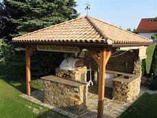 Grillstelle Im Garten Mit S 252 Dl 228 Ndischem Flair Baufux