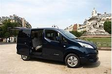 nissan e nv200 evalia le ludospace 233 lectrique 7 places 224