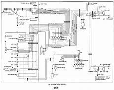 Electrical Wiring Diagram For 1947 Chevrolet Truck Auto