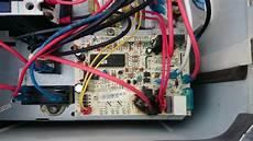 reemplazo de tarjeta por una universal electrolux ese24cm6e yoreparo