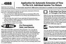 automatic tax extension for those filing us tax returns the ireland move club