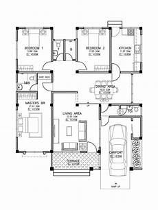 three bedroomed house plans thoughtskoto