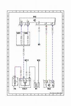 1999 s420 combination relay n10 wiring diagram page 2 mercedes