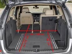 Vergleich Kofferraumvolumen Bmw X3