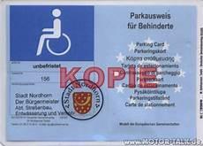 parkausweis für behinderte unbefristet park ausweis unbefristet s2v2 klein kopie