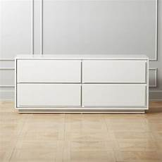 White Low Dresser by Gallery White 4 Drawer Low Dresser In 2019 Project U