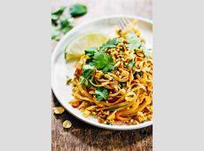 vegetarian pad thai_image