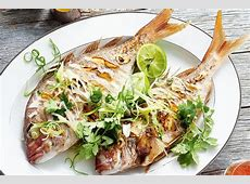 baked snapper chinoise_image