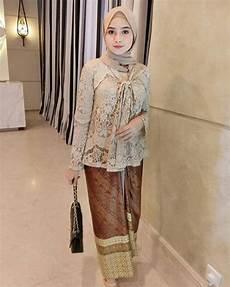 50 Model Kebaya Muslim Modern Untuk Anak Muda Terbaru