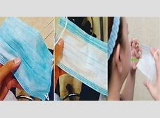 surgical mask sides