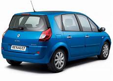 2006 Renault Scenic Picture 86977 Car Review Top Speed