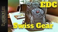 synergie edc edc swissgear synergy backpack june 2016