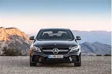 2019 mercedes amg c43 sedan debuts in geneva automobile