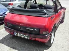 Peugeot 205 Cabrio Gti Avi