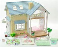 sylvanian families bluebell cottage fistuff sylvanian families decorated house bluebell