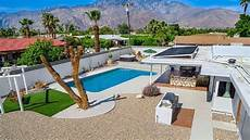 a mid century desert oasis in palm classic mid century palm springs oasis desert park estates