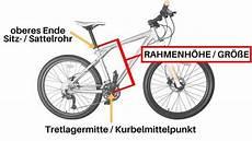 optimale rahmengr 246 223 e und rahmenh 246 he f 252 r dein fahrrad