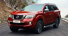 2019 nissan terra nissan terra is a 181hp on frame suv that you can t