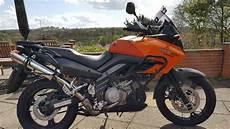 Kawasaki Klv 1000 Adventure Bike Big V Same As Dl V