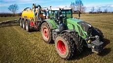 vidéo de tracteur un tracteur 7 roues sur une tonne 224 lisier