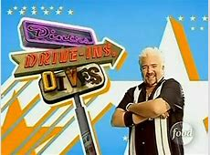 My Diners, Drive ins and Dives   The World According to