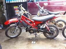 Modifikasi Motor Bebek Yamaha by Galeri Foto Modifikasi Motor Trail Terbaru Modif Motor Mobil