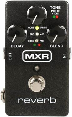 reverb pedal the top six best delay pedals for guitar guitar space
