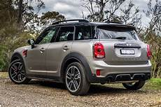 2017 mini countryman jcw review