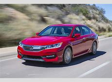 2017 Honda Accord Adds Value Oriented Sport Special