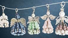 ideen mit herz perlen engel mit sicherheitsnadeln