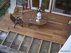 bankirai terrasse bauen bangkirai terrasse bauen wohndesign ideen