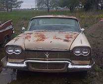 Dual Quad Equipped 1958 Plymouth Fury Project