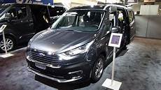 2019 ford tourneo connect grand titanium exterior and