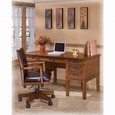 ashley home office furniture h319 26 ashley furniture home office storage leg desk