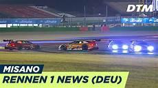 Highlights Rennen 1 Dtm Misano 2018
