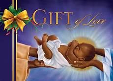 gift of love baby jesus american christmas card box the black art depot