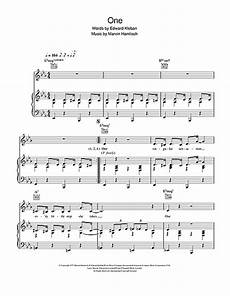 one from a chorus line sheet music by marvin hamlisch piano vocal 105690