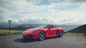 2020 Porsche Cayman T  Top Speed